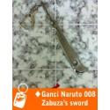 Gantungan Kunci Naruto Zabuzas Sword