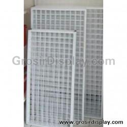 Kotak Jaring Ram 70x120 Display Aksesoris Toko Handphone Pernak Pernik Jepet