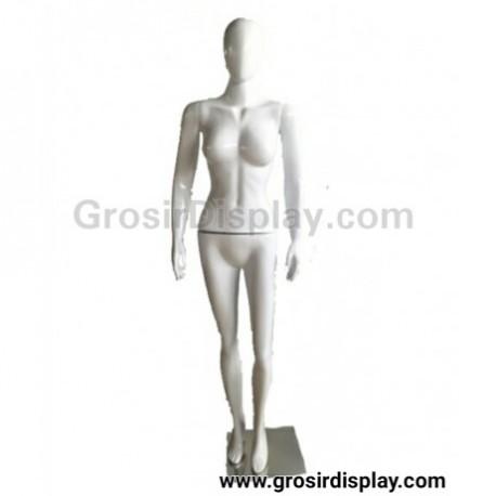 Patung Manekin Cowo Full Body Pria Fiber Display Baju Perlengkapan Toko Butik