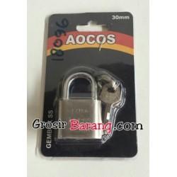 Gembok Kunci Aocos Pengaman Pintu Rumah dan Pengaman Furniture Murah
