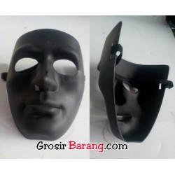 Topeng Jabbawockeez Hitam Tebal Super Murah Kualitas Tinggi Mask Murah