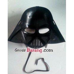 Topeng Starwars Hitam Darth Vader Anakin Skywalker Aksesoris Kostum