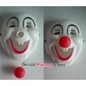 Topeng Badut Halloween Mask Topeng Perlengkapan Pesta Ultah Anak