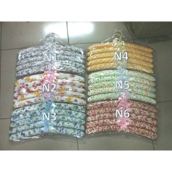 Hanger Satin 5 pcs