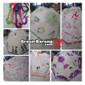 Payung Panjang Fancy Payung Tongkat Transparan Karakter Payung Korea