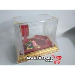 Kotak Seserahan Pernikahan Tempat Gelang Cincin Couple Perhiasan