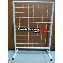 Jaring Ram Set Kaki 50 x 50 Mini Display Aksesoris Toko