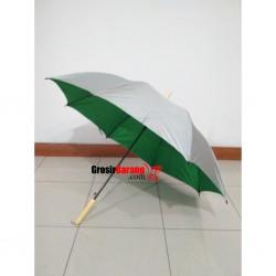 Payung Silver Standar Polos Dalam Warna- Warni