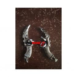 Bandul Liontin Pedang Aksesoris Kalung