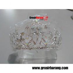 Mahkota Wedding Besar Crown Princess Aksesoris Pesta