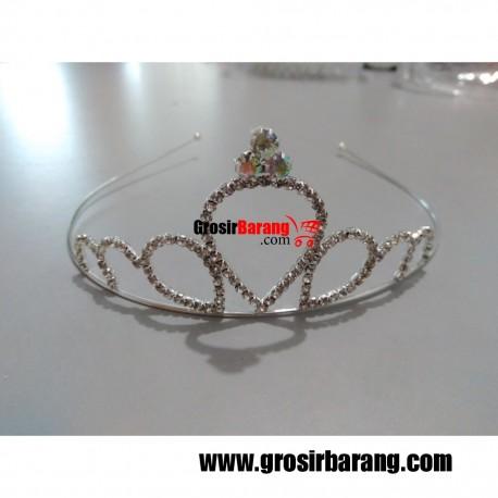 Mahkota Wedding Mini Mahkota Princess Kecil