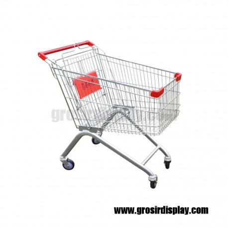 Troli Supermarket Shopping Troelly 60 Liter