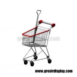 Troli Supermarket Shopping Troelly 22 Liter