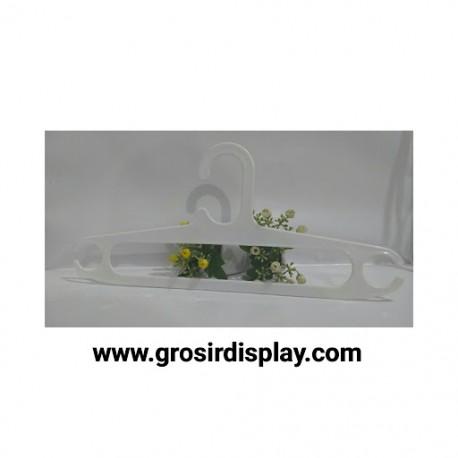 Hanger Oval Legok Warna Model HG-17LW
