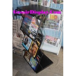 Rak Display Pajangan Majalah Buku