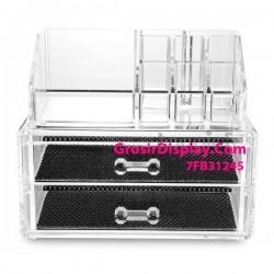 Kotak Tempat Display Kosmetik Lipstik Aksesoris Perhiasan Tingkat
