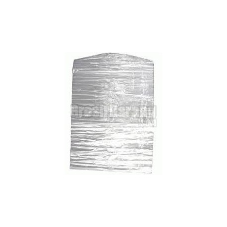 Plastik Mika Pelindung dari Debu Baju Hanger Kaos Dewasa Sedang