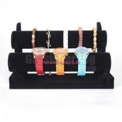 Rak Display Jam Tangan Gelang Bangle Kuncir Flexy
