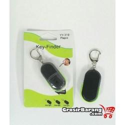 Gantungan Kunci Keyfinder Ganci Siul High Quality