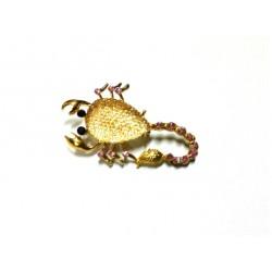 Bros Scorpion Pernak Pernik Kerudung Aksesoris Kalajengking
