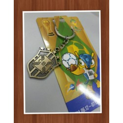 Gantungan Kunci Negara Brazil Piala Dunia 2014 Brasil