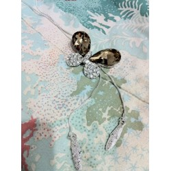 Fashion Kalung Pesta Prom Nite Butterfly Diamond